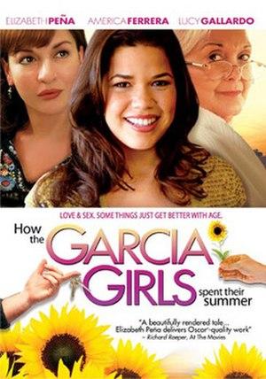 How the Garcia Girls Spent Their Summer - America Ferrera as Blanca Garcia