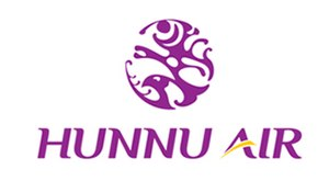 Hunnu Air - Image: Hunnu Air Logo