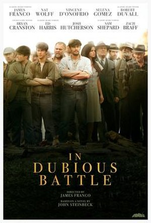 In Dubious Battle (film) - Image: In Dubious Battle (film)