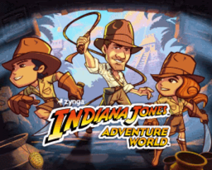 Indiana Jones Adventure World - Image: Indiana Jones Adventure World