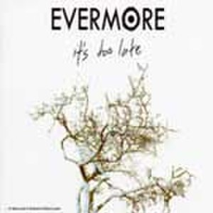 It's Too Late (Evermore song) - Image: Itstoolate