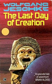 <i>The Last Day of Creation</i> book