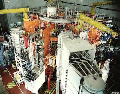 Как реактор вырабатывает электроэнергию