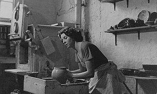 Julia Carter Preston British artist