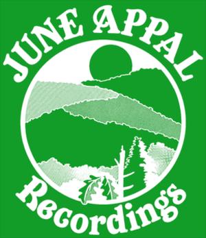 June Appal Recordings - Image: June Appal Recordings logo