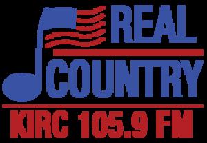 KIRC - Image: KIRC station logo