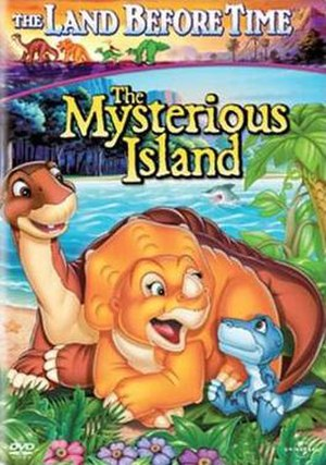 The Land Before Time V: The Mysterious Island - Image: LBT MI