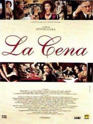 The Dinner (1998 film) - Image: La cena