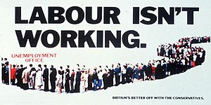 Labour Isn't Working - Image: Labour Isnt Working