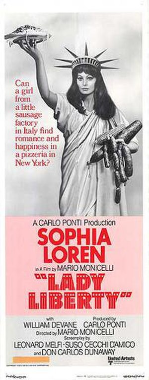 Lady Liberty (film) - Image: Lady Liberty (film)