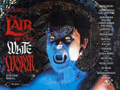 Picture of a movie: The Lair Of The White Worm