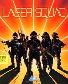 <i>Laser Squad</i> video game