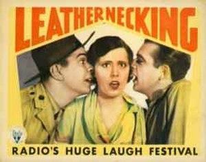 Leathernecking - Film poster