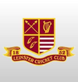 Leinster Cricket Club - Image: Leinster Cricket Club badge
