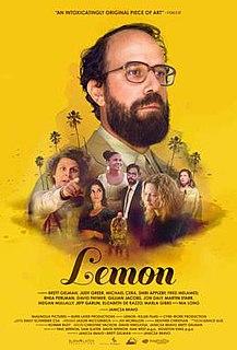 <i>Lemon</i> (2017 film) 2017 American film
