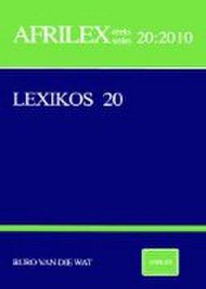 Lexikos - Image: Lexikos cover