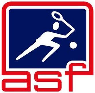 Asian Squash Federation - Image: Logo Asian Squash Federation