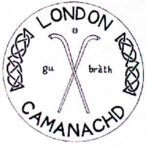 London Camanachd - Image: Londonshinty