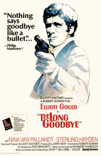 Picture of a movie: The Long Goodbye