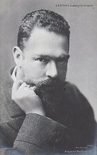 Prince Ludwig Ferdinand of Bavaria Bavarian prince