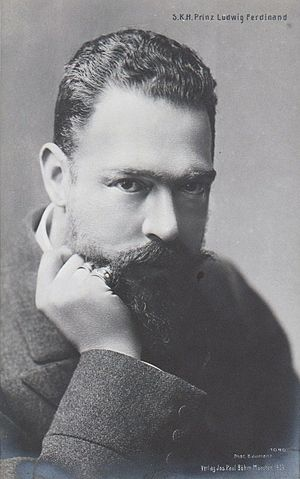 Prince Ludwig Ferdinand of Bavaria - Image: Ludwigferdinandofbav aria