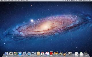 Mac OS X Lion Eighth major release of Mac OS X