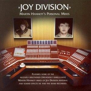 Martin Hannett's Personal Mixes - Image: Martinhannettpersmix cover