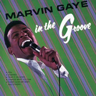 I Heard It Through the Grapevine (album) - Image: Marvin gaye in the groove