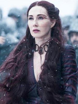 Melisandre - Carice van Houten as Melisandre