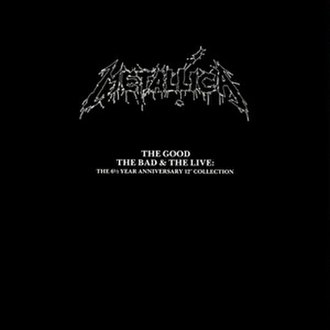 The Good, the Bad & the Live - Image: Metallica The Good, the Bad & the Live cover