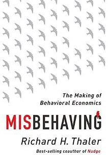 <i>Misbehaving: The Making of Behavioral Economics</i> Book by Richard Thaler
