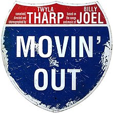 Image result for moving out the musical