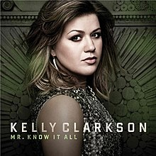 Kelly Clarkson — Mr. Know It All (studio acapella)