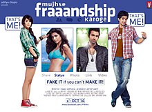Hit movie Mujhse Fraaandship Karoge by Anvita Dutt on songs download at Pagalworld