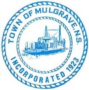 Mulgrave, Nova Scotia - Image: Mulgrave NS Seal