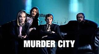 <i>Murder City</i> (TV series)
