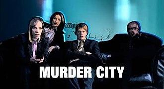 Murder City (TV series) - Image: Murdercity