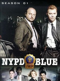 <i>NYPD Blue</i> (season 1) Season of television series