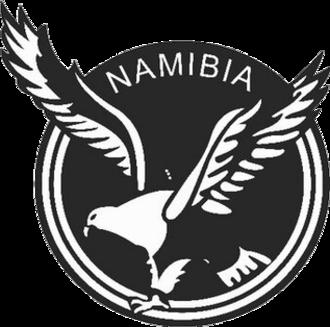 Namibia Football Association - Image: Namibia FA