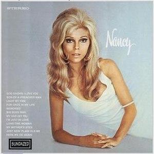 Nancy (album) - Image: Nancy (album)