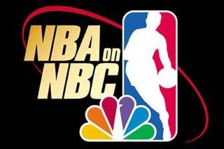 <i>NBA on NBC</i>