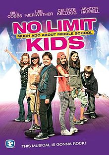 No Limit Kids Much Ado About Middle School