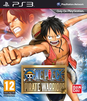 One Piece: Pirate Warriors - Image: One Piece Pirate Warriors Cover