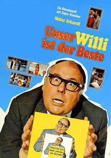 <i>Our Willi Is the Best</i> 1971 film by Werner Jacobs
