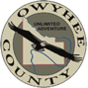Owyhee County, Idaho - Image: Owyhee County, Idaho seal