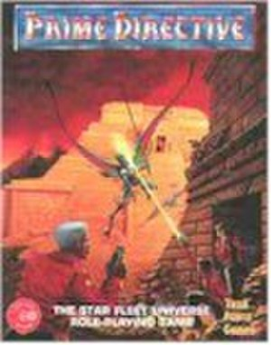 Prime Directive (role-playing game) - Prime Directive, 1st edition
