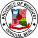 Official seal of Benguet