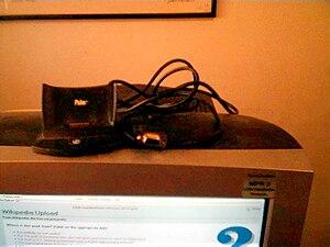 Palm IIIxe - Palm IIIxe Hotsync Cradle.