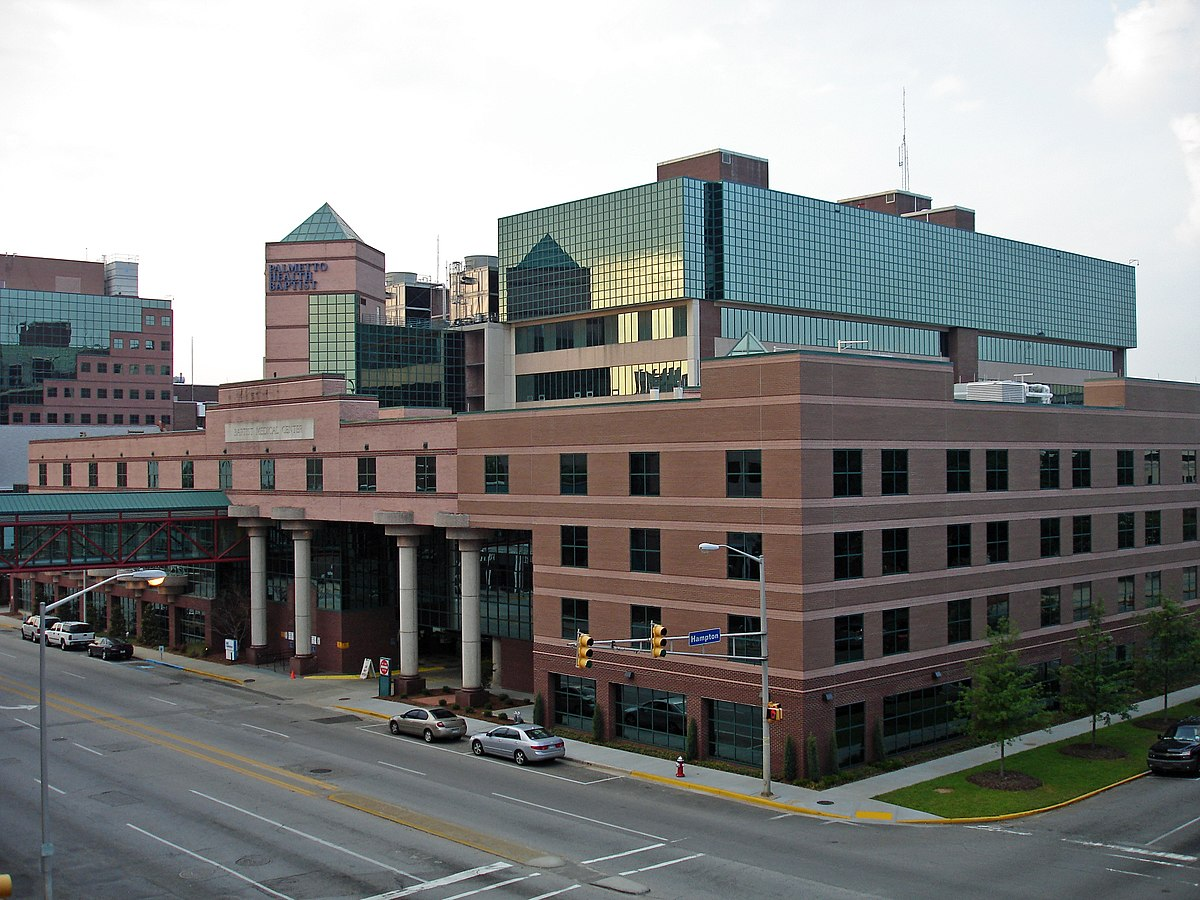 Palmetto Baptist Hospital >> Palmetto Health - Wikipedia