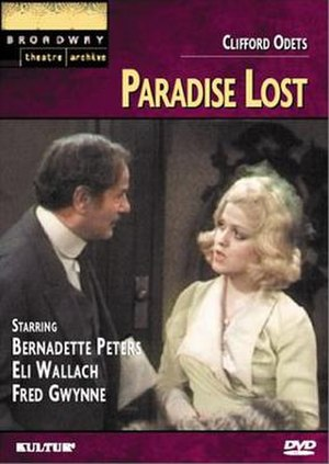 Paradise Lost (play) -  DVD
